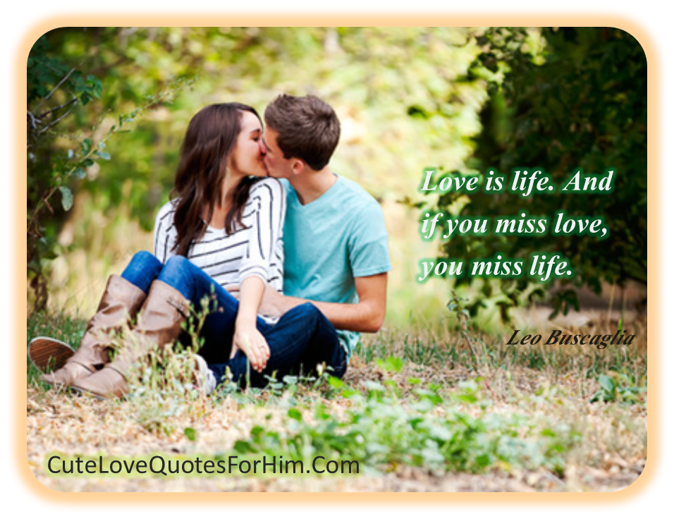 Cute Kissing Quotes For Her. QuotesGram Love Couple Kiss With Quotes
