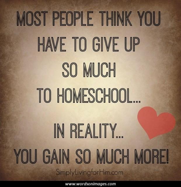 Most Popular Girls In School Quotes: Homeschool Quotes. QuotesGram