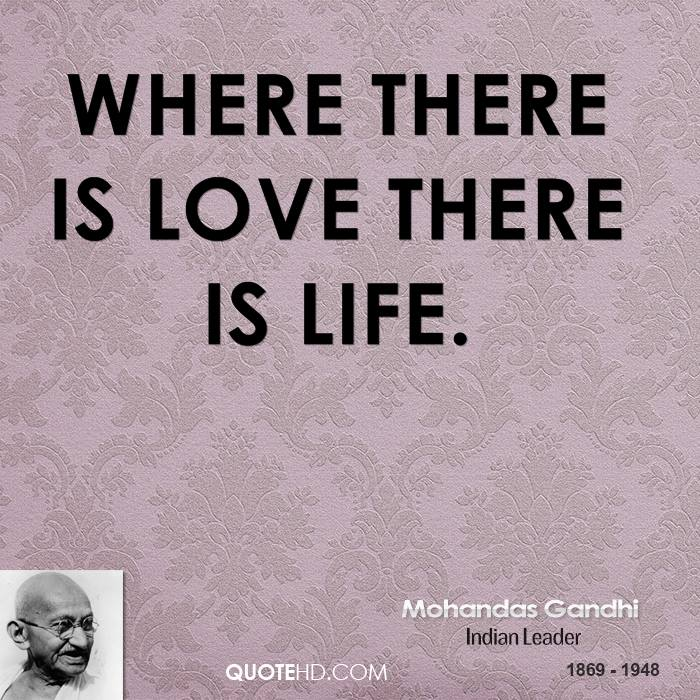 gandhi relationship quotes