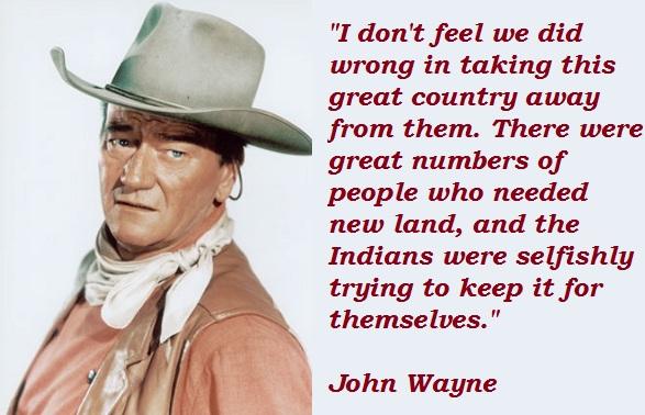 John Wayne Quotes. QuotesGram