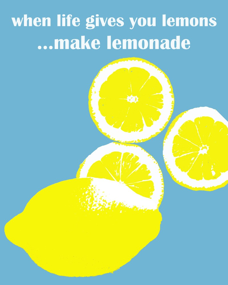 Quotes About Lemons And Lemonade. QuotesGram