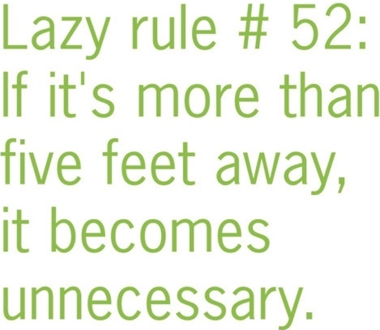 lazy rule quotes - photo #14