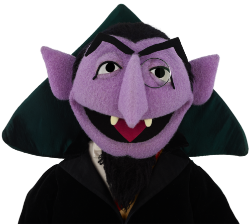 Quotes On The Muppets As Adult Oriented Characters: The Count Sesame Street Quotes. QuotesGram