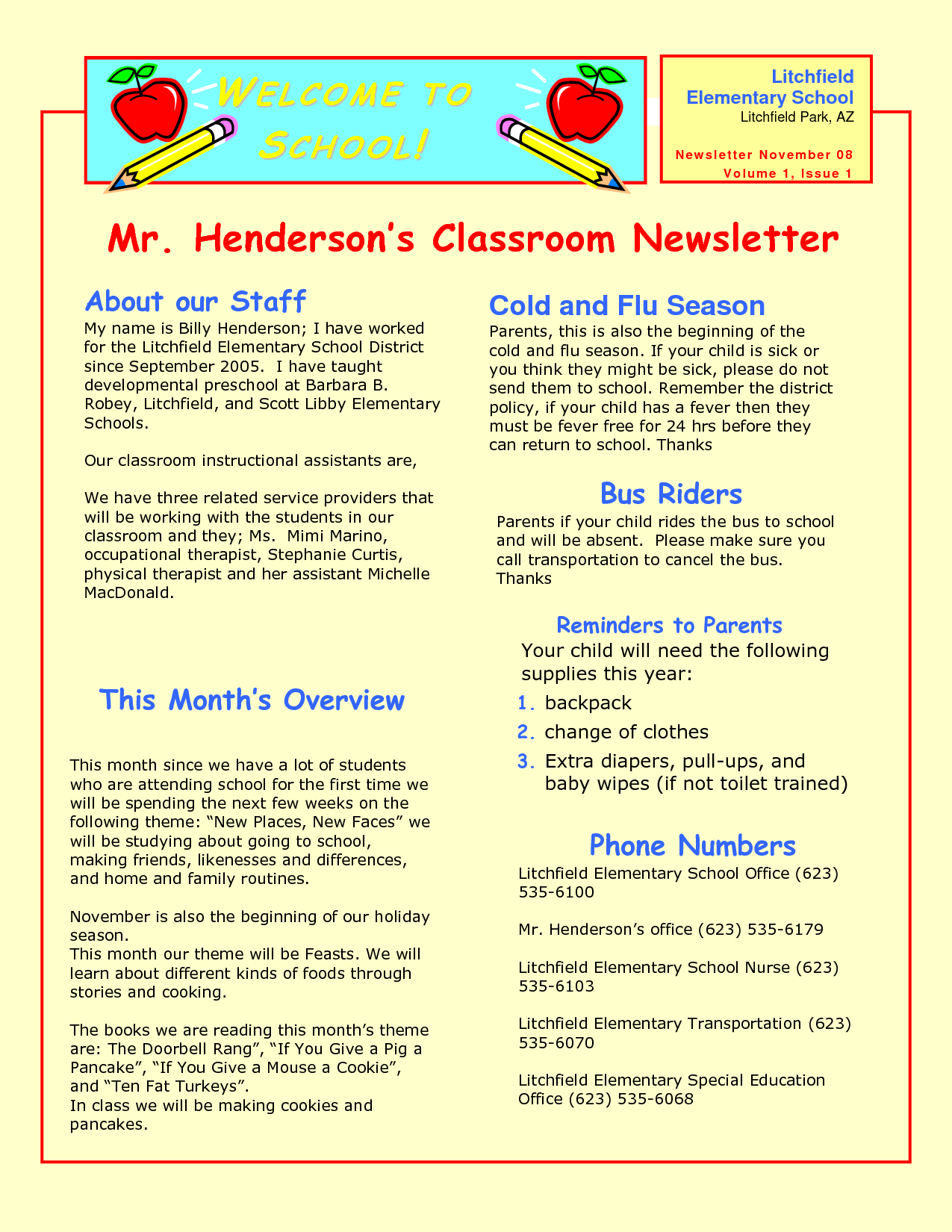 Kg Near Me >> Preschool Newsletter Quotes. QuotesGram
