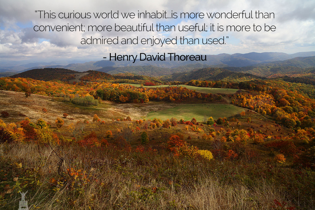 From nature by ralph waldo emerson