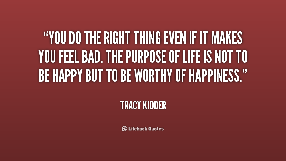 quotes about doing the right thing quotesgram