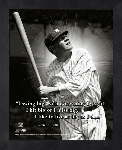 Persistence Motivational Quotes: Legacy Baseball Quotes. QuotesGram
