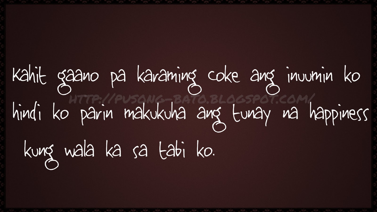 Love Quotes 150 Quotes About Love: Tagalog Sad Love Quotes. QuotesGram