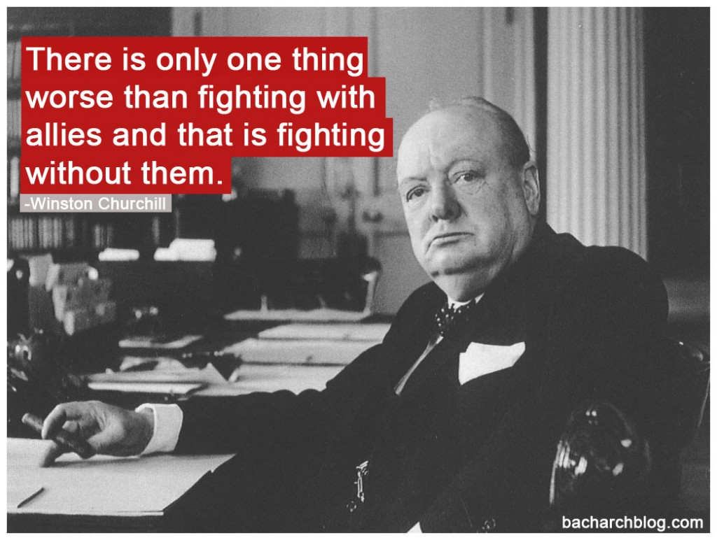 Churchill's Leadership - Assignment Example