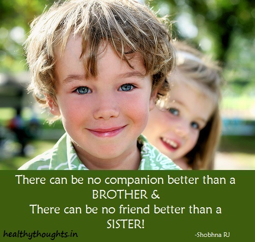 Uff I Have No Sister I Need A Sister: Brother And Sister Relationship Quotes. QuotesGram