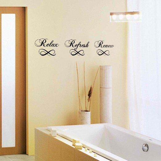 Sayings for bathroom walls
