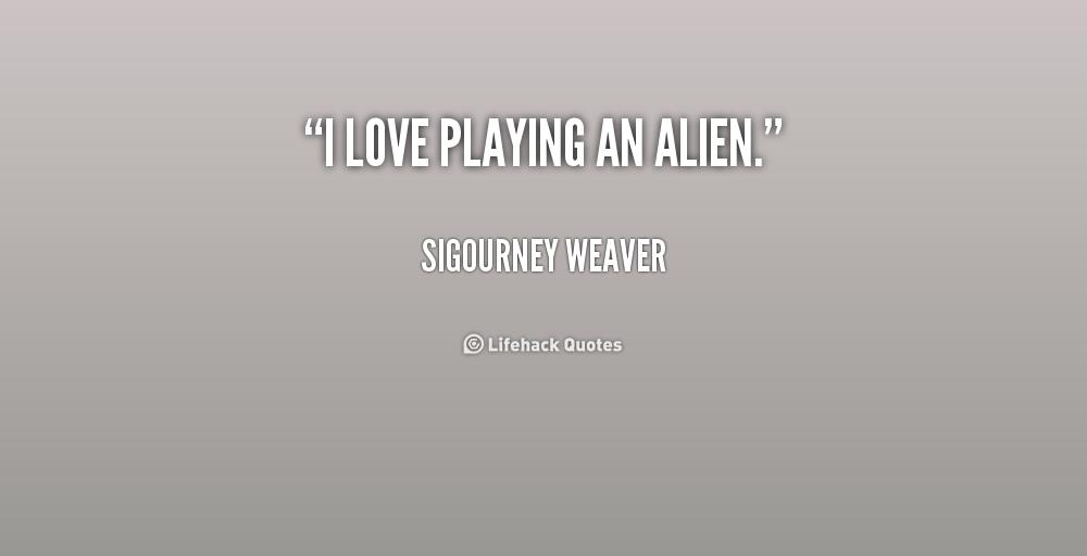 Quotes About Aliens. QuotesGram