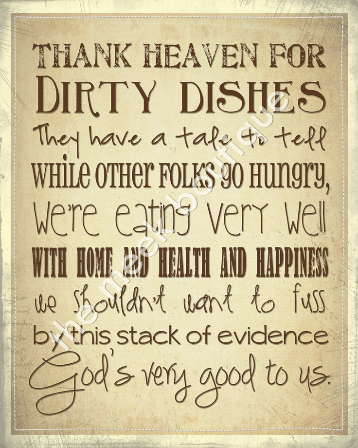 Bible Quotes For The Kitchen: Kitchen Printable Quotes. QuotesGram