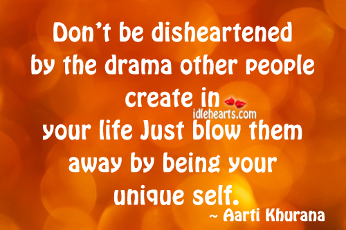 Drama Quotes About Life: Other People Quotes About Drama. QuotesGram