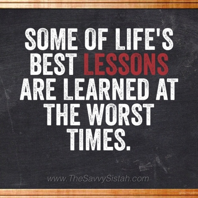 Best Quotes On Life Lessons. QuotesGram