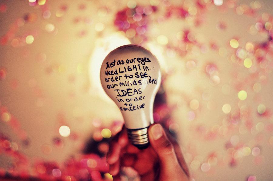 Quotes About Light Bulbs: Quotes About Light Bulbs Bright Ideas. QuotesGram