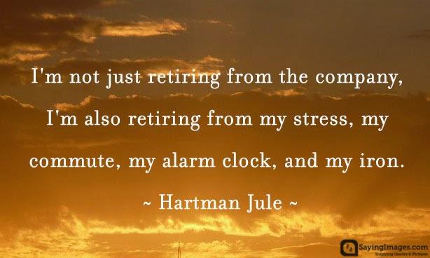 Inspirational Retirement Quotes. QuotesGram