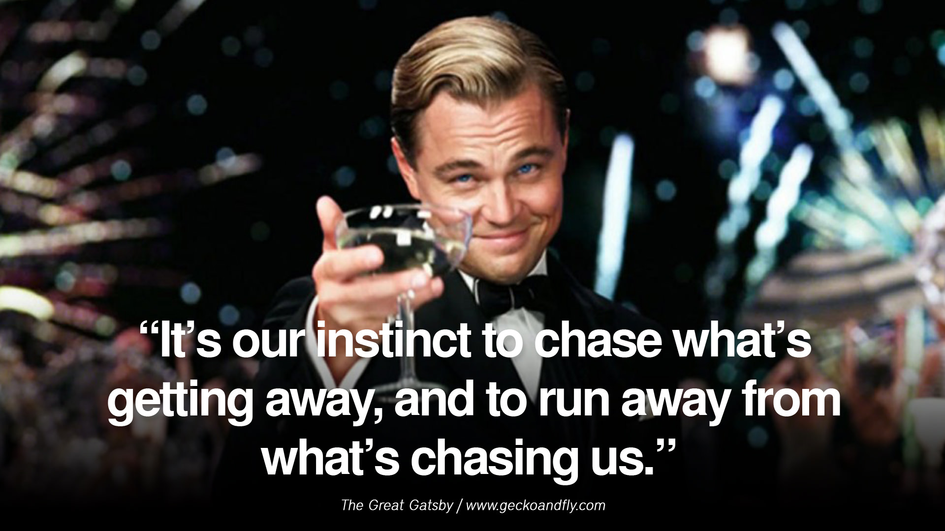 what characters in the great gatsby were motivated by money Get an answer for 'what is the significance of conflict in the great characters in the great gatsby were all characters wouldn't be motivated to.
