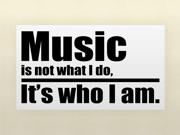 music quotes about music