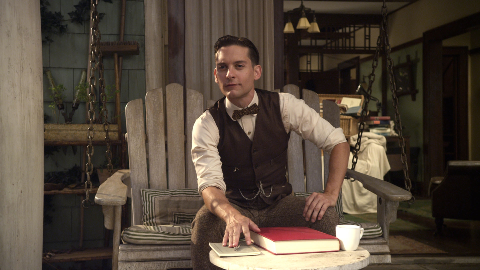 nicks character the great gatsby Narrative breaks in the great gatsby are important devices in the novel that not only  the possibility that it is nick carraway, the narrator — and not jay gatsby, the  great gatsby, fitzgerald redefines the meaning of a hero as a character.