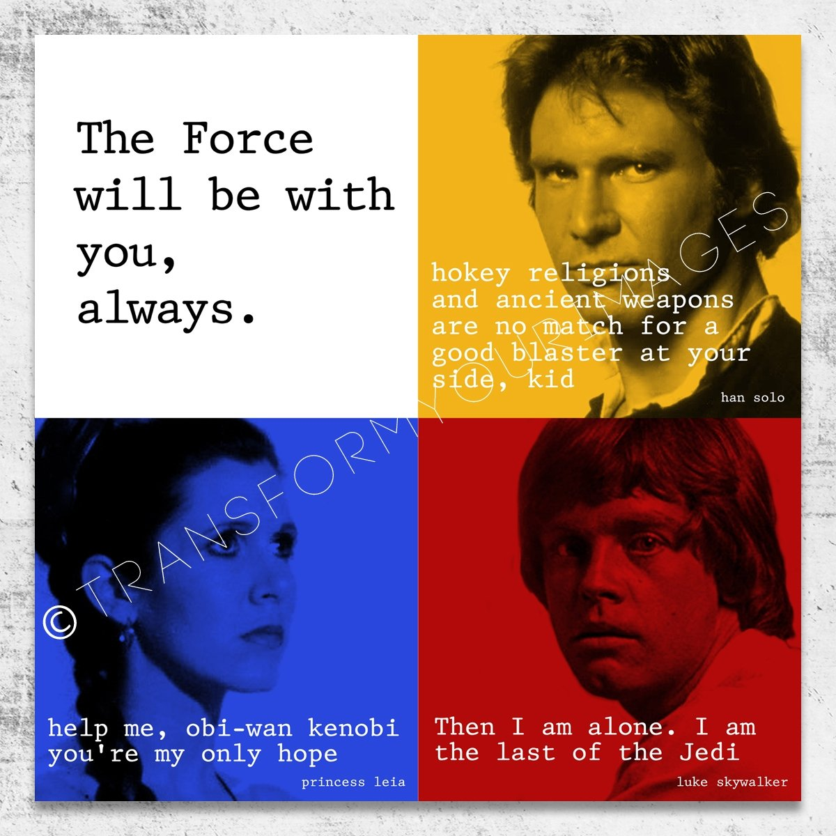 Star Wars Quotes The Force