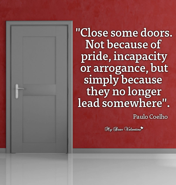 Closing Time Quotes: Motivational Quotes About Doors. QuotesGram