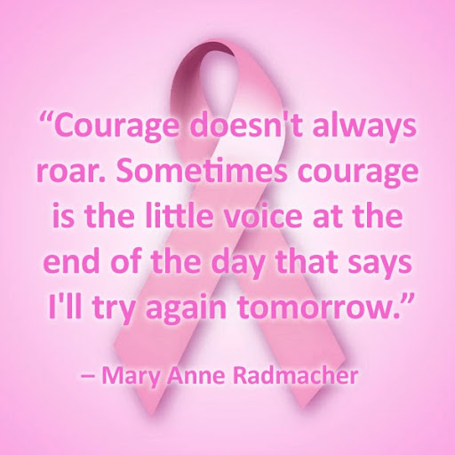 Dealing With Cancer Quotes Inspirational. QuotesGram