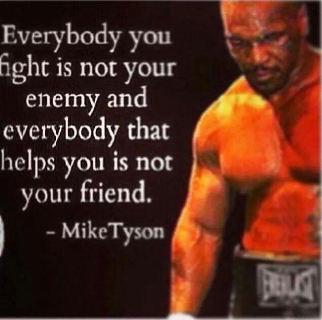 Mike Tyson Quotes: Great Mike Tyson Quotes. QuotesGram