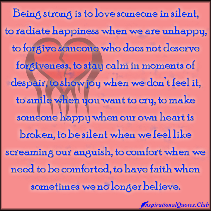 Quotes Being In Love: Faith In Broken Relationship Quotes. QuotesGram