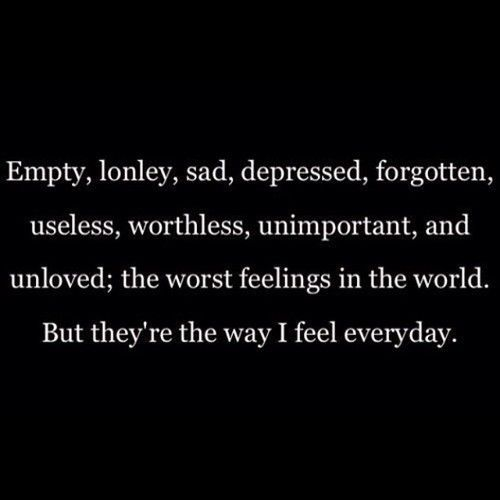 Sad Quotes About Love: Quotes About Feeling Empty. QuotesGram