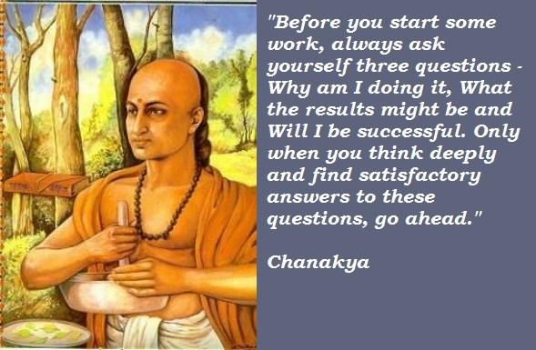 Chankya niti in english pdf