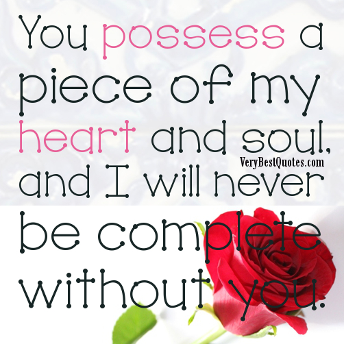 Love You With All My Heart Quotes For Him: Heart And Soul Quotes. QuotesGram