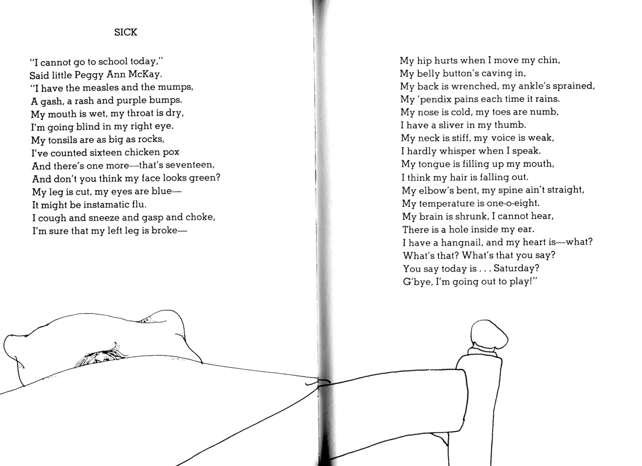 Funny Poems By Shel Silverstein: Shel Silverstein Quotes For Weddings. QuotesGram