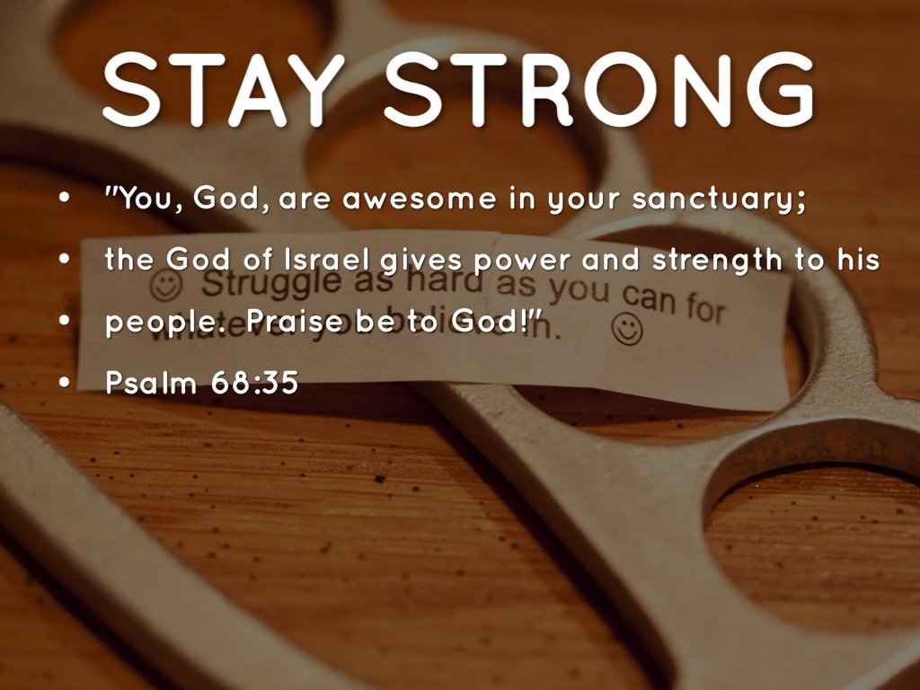 Bible Quotes About Strength In Hard Times. QuotesGram