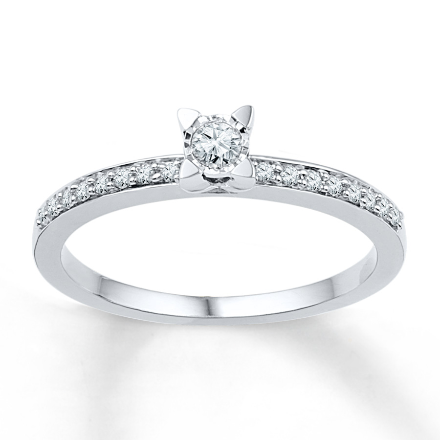 Kay Promise Rings