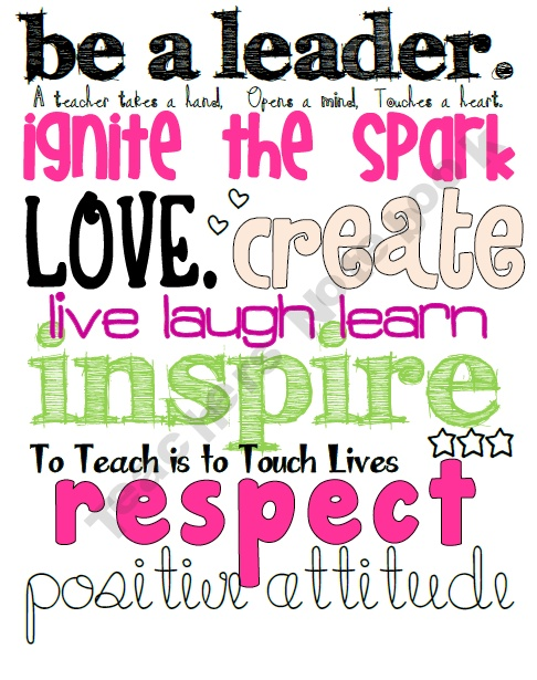 Teacher Appreciation And A Little Story About Me: Teacher Appreciation Quotes From Students. QuotesGram