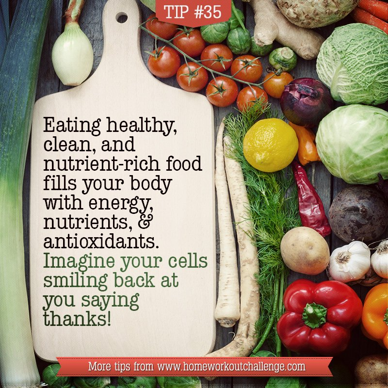Quotation On Healthy Food