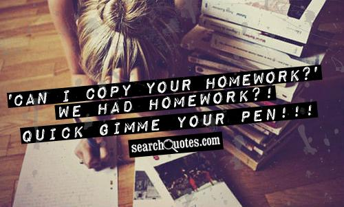 People who will do your homework