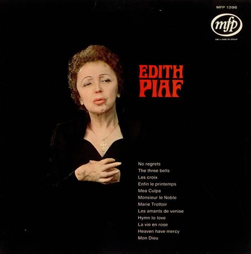 Edith Piaf Quotes Quotesgram