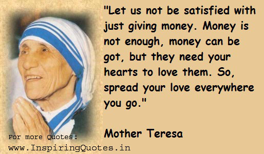the caring life of mother theresa Mother teresa awards given to promoters of social justice  childers has devoted himself to caring for east  a glimpse into the prophetic life of mother.