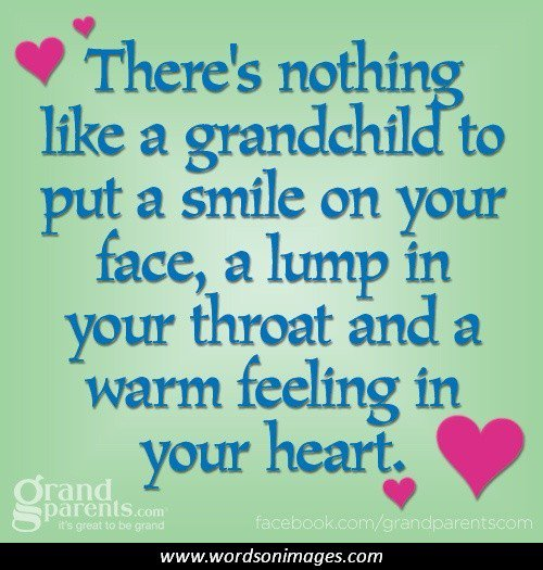 Inspirational Day Quotes: Inspirational Quotes About Grandkids. QuotesGram