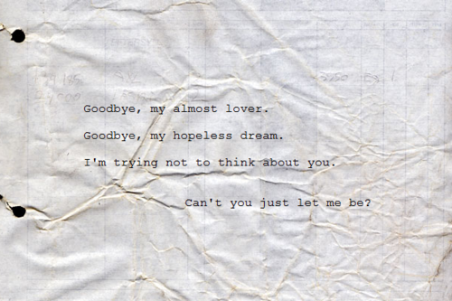 Lyrics up sad break The 25