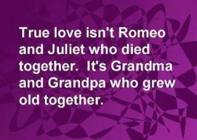 Grow Old Together Love Quotes. QuotesGram