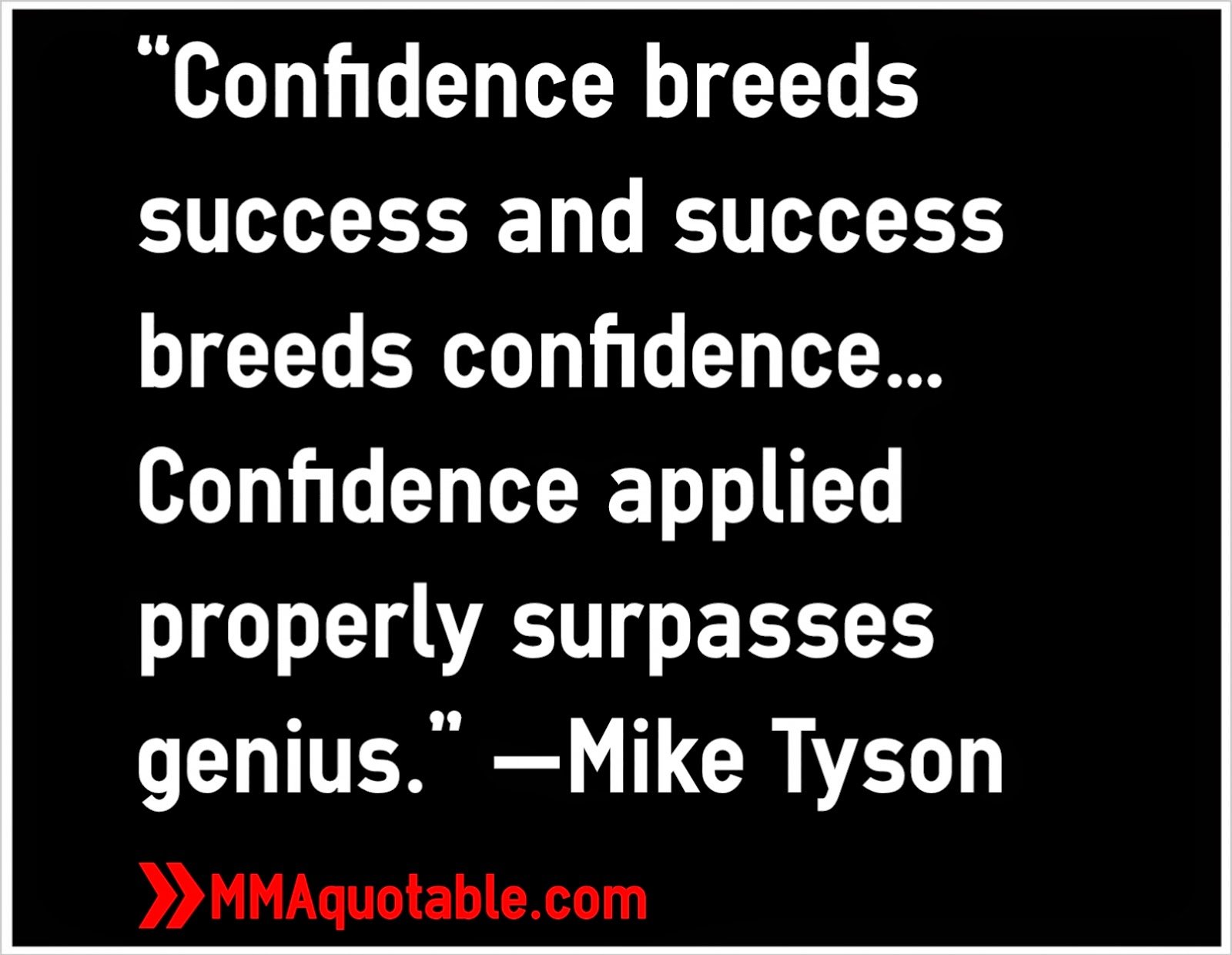 Confidence Quotes: Sports Confidence Quotes. QuotesGram