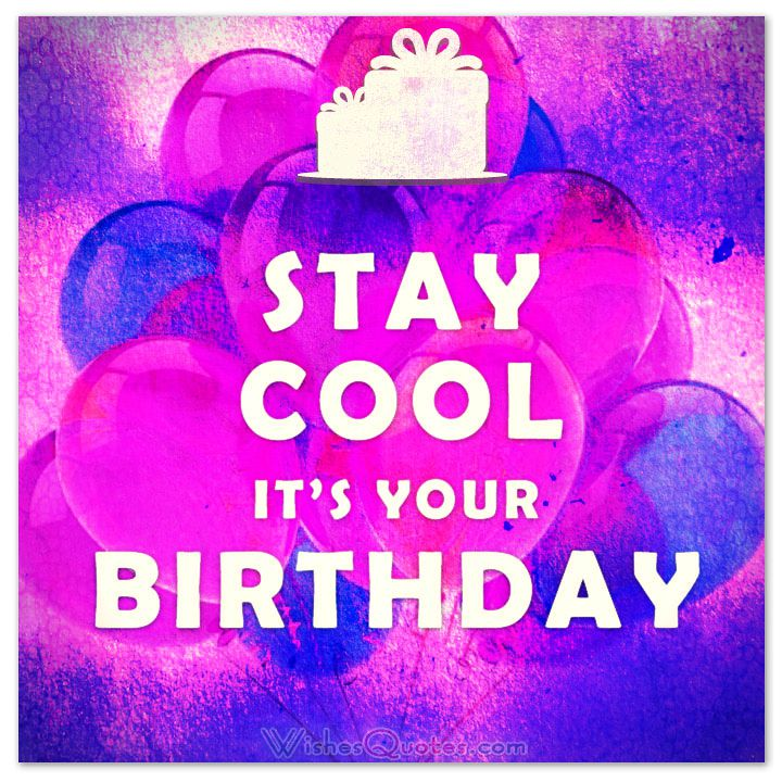 Cool Happy Birthday Quotes. QuotesGram