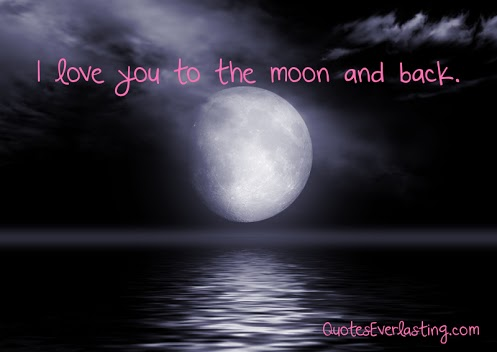 Famous Quotes About The Moon Quotesgram