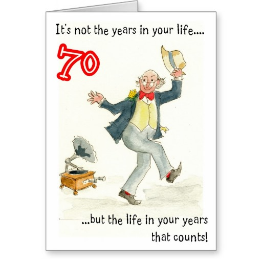Birthday Quotes Funny 14 Years Old: 70 Year Old Birthday Quotes. QuotesGram