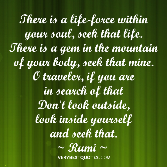 Rumi The Force Of Friendship