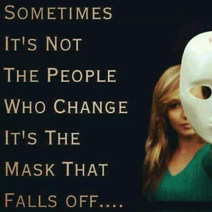Behind The Mask Quotes. QuotesGram