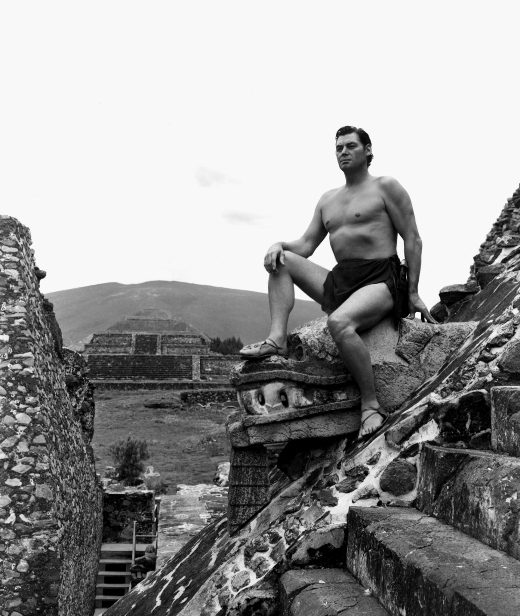 Johnny Weissmuller Quotes. QuotesGram